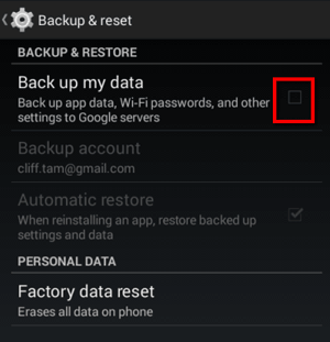 android-disable-back-up-my-data